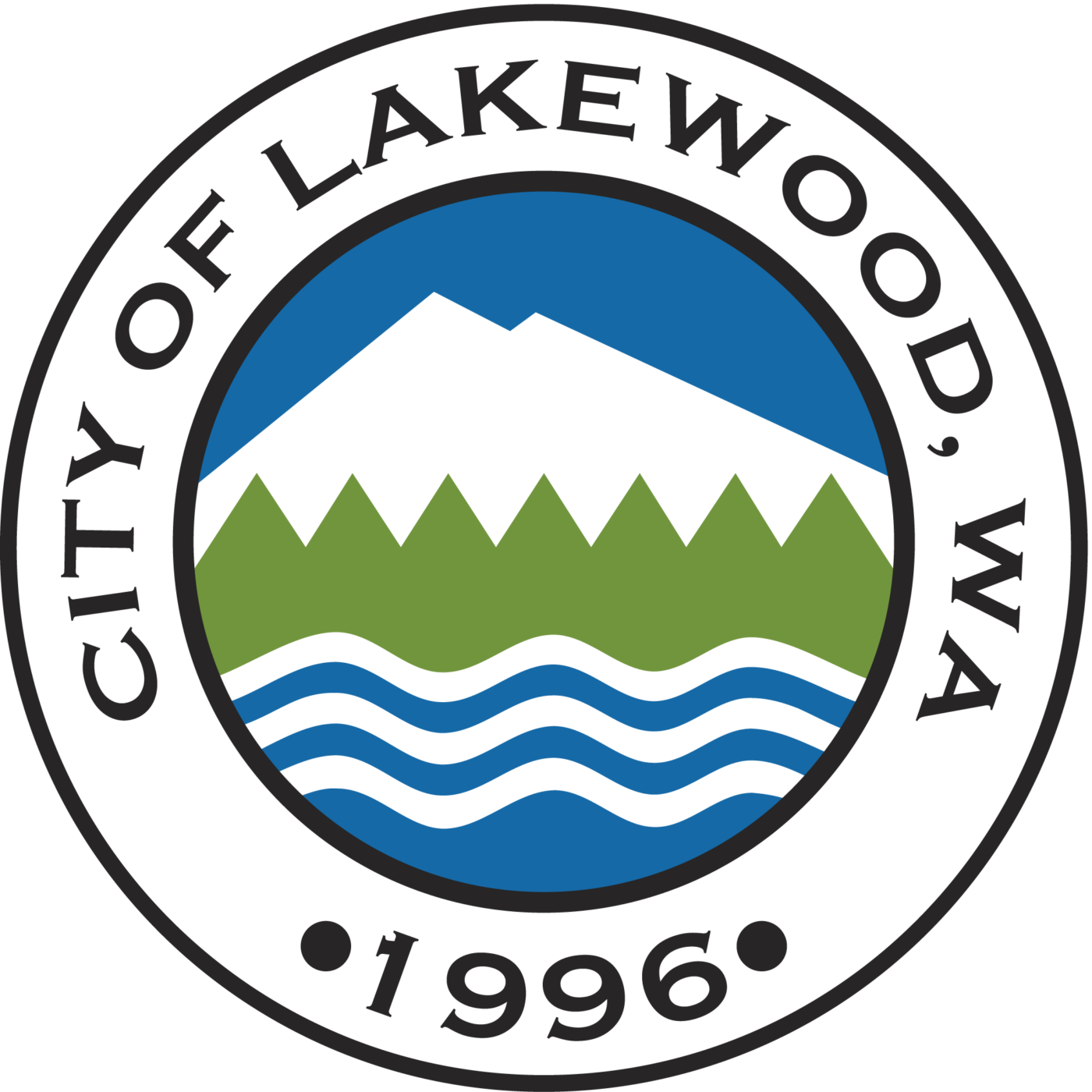 City of Lakewood logo