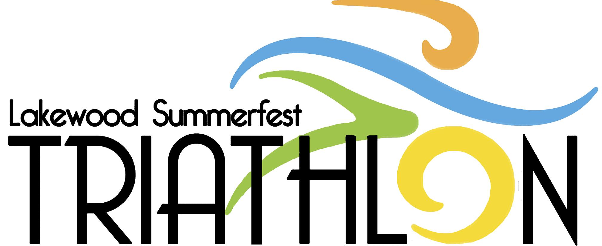 SummerFEST Triathlon – City of Lakewood